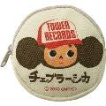 チェブラーシカ × TOWER RECORDS コインケース