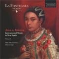 Arca de Musica - Instrumental Music in New Spain Vol.1