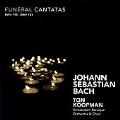 J.S.Bach: Funeral Cantatas / Ton Koopman, Amsterdam Baroque Orchestra & Choir, Lisa Larsson, etc