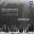 「レンダリングス」 ~ ヴァイオリンとハープための音楽の風景