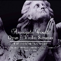 コレッリ: ヴァイオリンと通奏低音のためのソナタ集Op.5