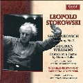 Shostakovich: Symphony No.1; Vaughan Williams: Fantasia on a Theme by Thomas Tallis, etc