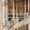 P.Maxwell Davies: Symphony No.10; A.Panufnik: Symphony No.10
