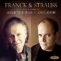 Violin Sonatas - Franck & R.Strauss