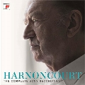 Harnoncourt - The Complete Sony Recordings [61CD+3DVD+CD-ROM]<完全生産限定盤>