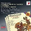 Monteverdi: Il Combattimento di Tancredi e Clorinda SV.153