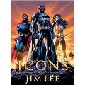 ICONS: DCコミックス&ワイルドストームアート・オブ・ジム・リー