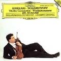 Sibelius: Violin Concerto; Tchaikovsky: Violin Concerto / Gil Shaham(vn), Giuseppe Sinopoli(cond), Philharmonia Orchestra