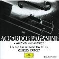 パガニーニ: ヴァイオリン協奏曲全集、24の奇想曲、他