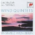 Nielsen, Taffanel: Wind Quintets / Ensemble Wien-Berlin