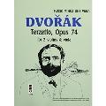 DVORAK TERZETTO, OP.74,(2 VIOLINS/VIOLA)