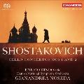 ショスタコーヴィチ: チェロ協奏曲集