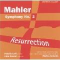 "Mahler: Symphony No 2 ""Resurrection"" / Jansons, Lott, Hamari"
