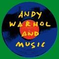Andy Warhol and Music CD
