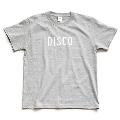 ジャンルT-Shirt DISCO グレー XLサイズ