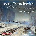 ショスタコーヴィチ: 弦楽四重奏曲 第10番、第11番、第12番、第13番