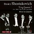 Shotakovich: String Quartets No.1, No.2, No.5
