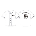 BiSH × TOWER RECORDS ベースボールシャツ White ハシヤスメ・アツコ Lサイズ