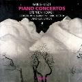 リスト: ピアノ協奏曲第1番 S.124, 第2番 S.125; グリーグ: ピアノ協奏曲 Op.16
