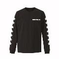 Rocketman The Movie Logo 長袖 Tシャツ(ブラック)/Mサイズ Apparel