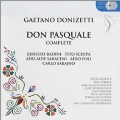 Donizetti: Don Pasquale, Don Pasquale - Highlights