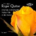 クィルター: 歌曲集 Vol.3