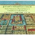 J.S.Bach: Violin Concertos, Double Concerto, Concerto for Violin & Oboe