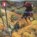 John Ireland: Julius Caesar - complete score/The Overlanders - complete film score/A Downland Suite for orchestra