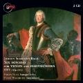 J.S.Bach: Six Sonatas for Violin & Harpsichord