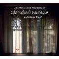 J.J.Froberger: Clavichord Fantasias