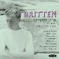 Britten: Complete Songs Vol.1