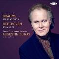 Brahms: Serenade No.1; Beethoven: Romances No.1, No.2