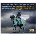 """Beethoven: Symphony No.3 """"Eroica""""; Mendelssohn: Symphony No.4 """"Italian"""""""