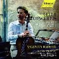 ハイドン(第2番)、アンリ・カサドシュ(J.C. バッハ)&ジャンソン: チェロ協奏曲集