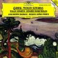 Grieg: Violin Sonatas No.1-No.3 (5/1993) / Augustin Dumay(vn), Maria Joao Pires(p)