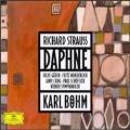 R.Strauss:Daphne / Karl Bohm(cond), Vienna Symphony Orchestra, Hilde Guden(S), Fritz Wunderlich(T), etc