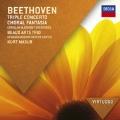 Beethoven: Triple Concerto, Choral Fantasy, etc