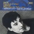 J.S. Bach: Piano Concerto No.1; Chopin: Piano Concerto No.2