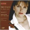 Lee Actor: Violin Concerto, Symphony No.2, Timpani Concerto