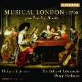 Musical London c1700 - From Purcell to Handel