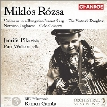 M.Rozsa: Orchestral Works Vol.2 - Variations on a Hungarian Peasant Song Op.4, etc