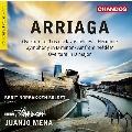 アリアーガ: 管弦楽作品集