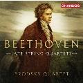 ベートーヴェン: 後期弦楽四重奏曲集