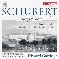 シューベルト: 交響曲集 Vol.2~第2番、第6番《小ハ長調》、イタリア風序曲D.590、D.591