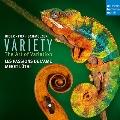 ヴァラエティ~ビーバー、フックス、シュメルツァーのヴァイオリン作品による変奏の芸術