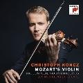 モーツァルト: ヴァイオリン協奏曲全集 (モーツァルトのヴァイオリン使用)