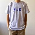 WTM_ジャンルT-Shirts R&B アッシュ XLサイズ