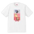 映像研には手を出すな! × TOWER RECORDS Aタイプ T-shirts ホワイト XLサイズ