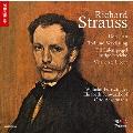 R.Strauss: Don Juan, Tod und Verklarung, Till Eulenspiegel, Vier letzte Lieder<限定盤>