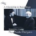 パンチョ・ヴラディゲロフ: ピアノ作品集